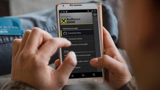 Inovare și digitalizare la Raiffeisen Bank