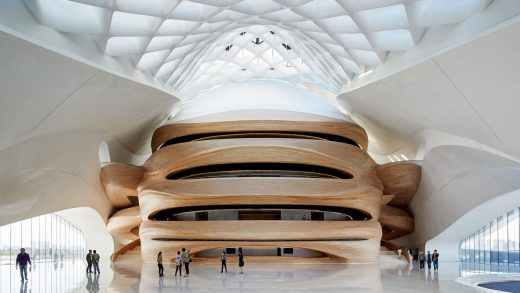Ballet in Architecture – from fluid architecture to interactive design