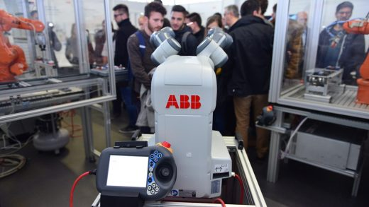 ABB opens first-ever Robotics Center in Romania
