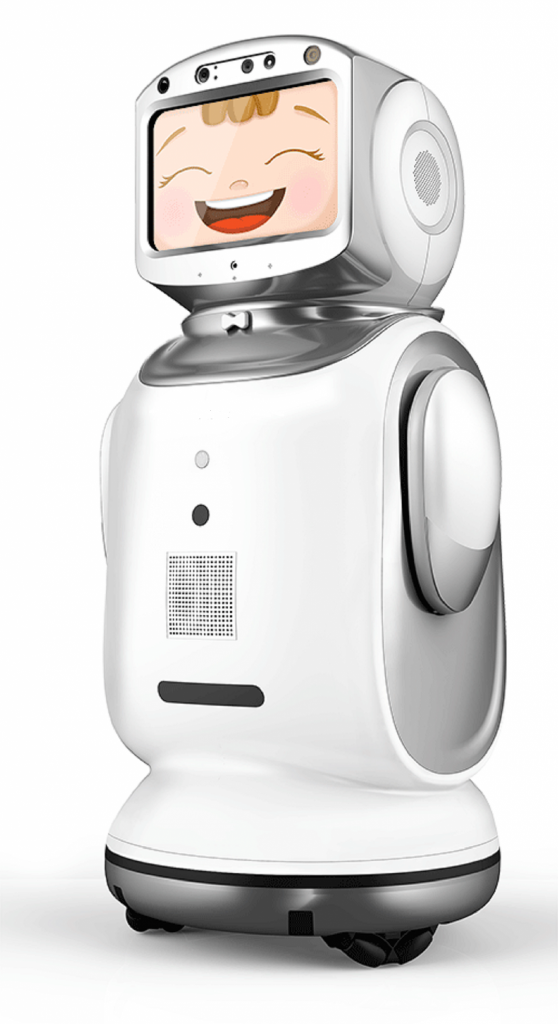 Bucharest Promo Robots