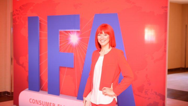 conferința globală de presă IFA 2019