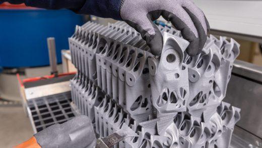 Imprimarea 3D la scară industrială continuă să evolueze la BMW Group